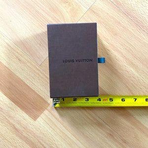 Louis Vuitton small gift/storage box